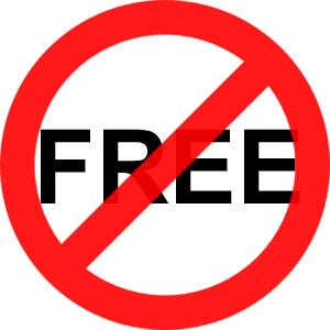Free Is Dead